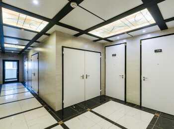 Дизайнерская отделка холлов в ЖК Долина Сетунь